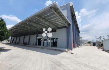 Tiến độ xây dựng nhà máy mỹ phẩm Kosei – Cập nhật đến 31/08/2020